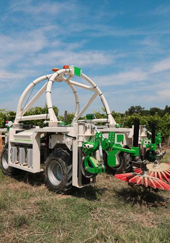 Le robot agricole