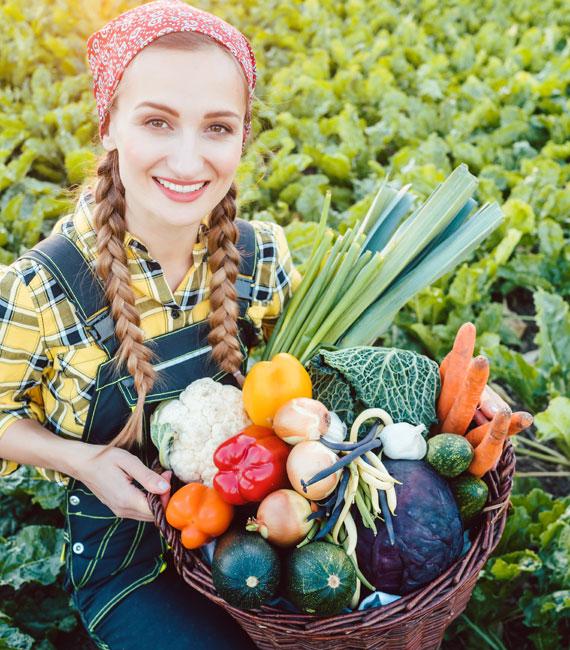 Une agriculture durable